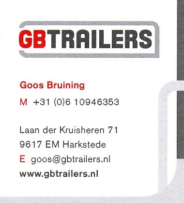 GBTrailers Under Contruction
